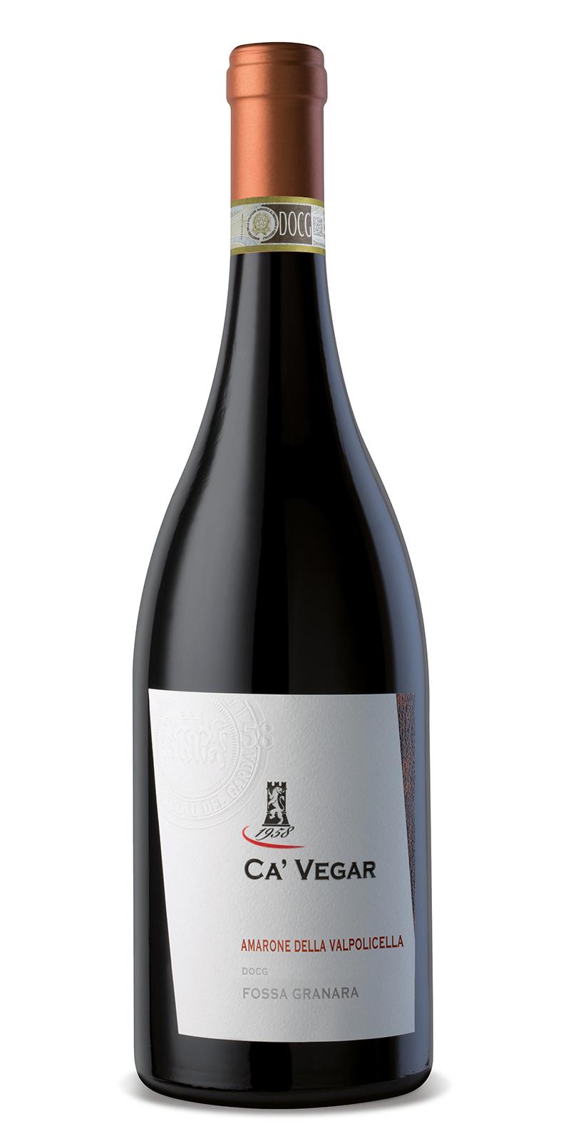 Amarone della Valpolicella - Ca' vegar - cantina castelnuovo